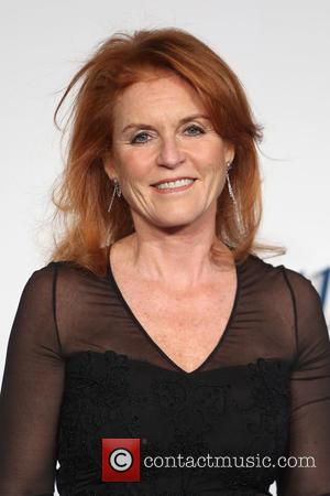 Sarah Ferguson - The Theory of Everything premiere - Arrivals - London - Tuesday 9th December 2014