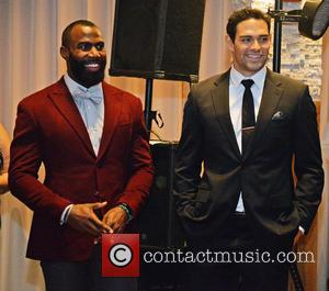 Malcolm Jenkins and Mark Sanchez