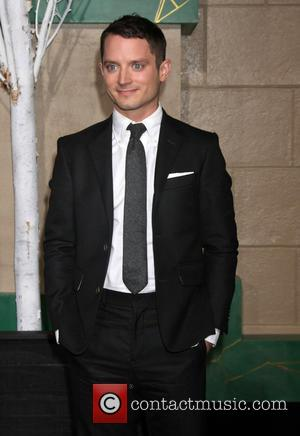 Elijah Wood - Shots of the stars of the third in the Hobbit trilogy 'The Hobbit: The Battle of the...
