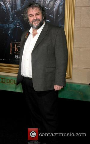 Peter Jackson - Shots of the stars of the third in the Hobbit trilogy 'The Hobbit: The Battle of the...