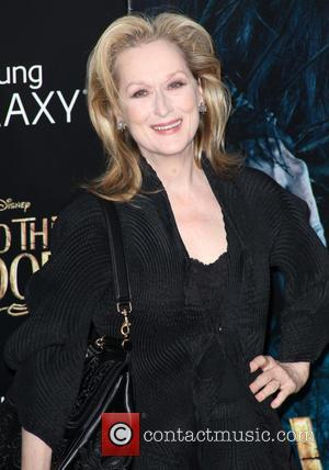 Meryl Streep - 'Into The Woods' New York premiere held at the Ziegfeld Theater - Arrivals at Ziegfeld Theater -...