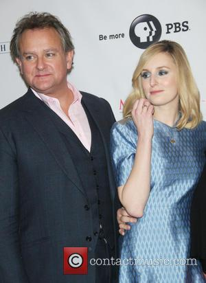 Hugh Bonneville and Laura Carmichael