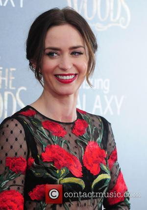 Emily Blunt Admits She Was Terrified Of The Singing In Musical Into The Woods
