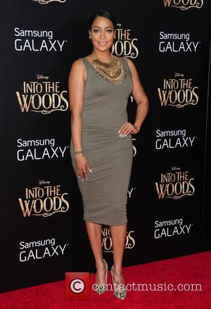 Lala Anthony - Photographs from the red carpet as a vast array of stars arrived for the World Premiere of...