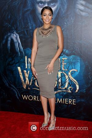 La La Anthony - Photographs from the red carpet as a vast array of stars arrived for the World Premiere...