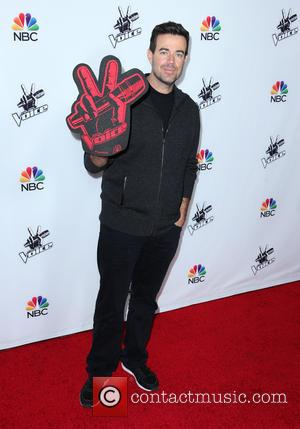 Carson Daly - Shots from the red carpet ahead of NBC's season 7 of