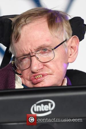 Professor Stephen Hawking - The Theory of Everything premiere - Arrivals - London - Tuesday 9th December 2014