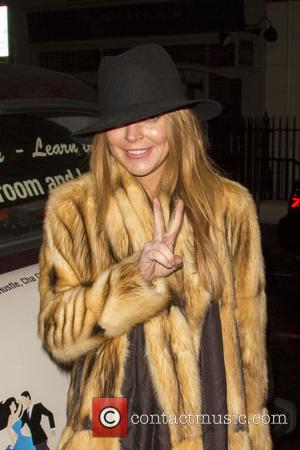 Lindsay Lohan Previews Superbowl Commercial After Narrowly Avoiding Jail Time