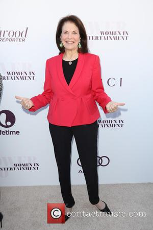 Sherry Lansing - The Hollywood Reporter's 23rd annual Women in Entertainment breakfast at Milk Studios - Arrivals at Milk Studios...