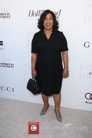 Shonda Rhimes - The Hollywood Reporter's 23rd annual Women in Entertainment breakfast at Milk Studios -  Arrivals at Milk...