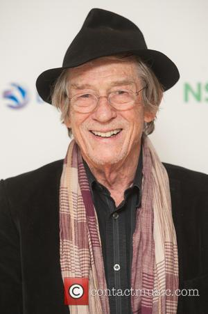 John Hurt - Paddington Trail auction held at Christie's in London - Arrivals - London, United Kingdom - Wednesday 10th...