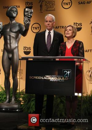 Daryl Anderson and JoBeth Williams