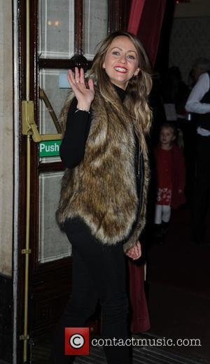 Samia Ghadie - Celebrities arrive at The Manchester Opera House for press night of Snow White and the Seven Dwarfs...