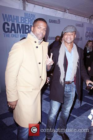A.j. Calloway and Cuba Gooding Jr.