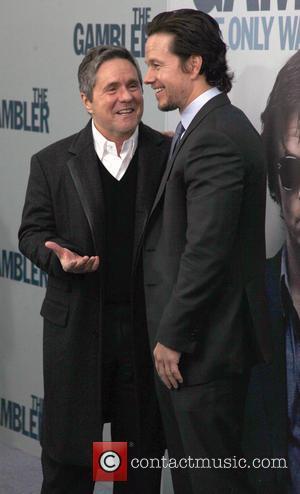 Brad Grey and Mark Wahlberg