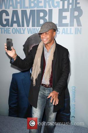 Cuba Gooding Jr. - New York premiere of 'The Gambler' at The AMC Lincoln Square - Arrivals - New York...