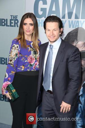 Rhea Durham and Mark Wahlberg - New York premiere of 'The Gambler' at The AMC Lincoln Square - Arrivals -...