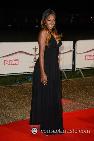 Jamelia - Night of Heroes: The Sun Military Awards at the National Maritime Museum - Arrivals - London, United Kingdom...