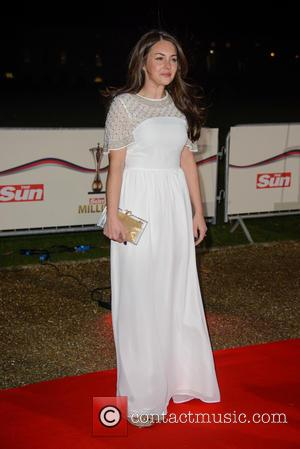 Lacey Turner - Night of Heroes: The Sun Military Awards at the National Maritime Museum - Arrivals - London, United...