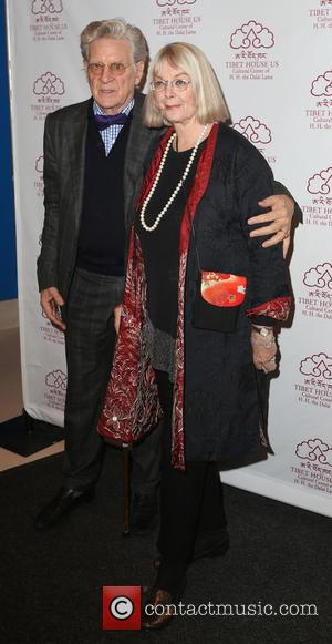Dr. Robert A.F. Thurman and Nena Thurman - Tibet House US 12th Annual Benefit Auction? held at  Christie's -...