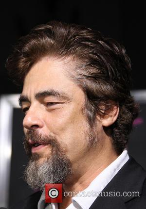 Benicio del Toro - Los Angeles premiere of 'Inherent Vice' - Arrivals at TCL Chinese Theatre - Hollywood, California, United...
