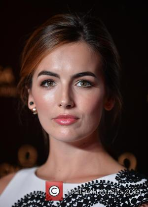 Camilla Belle - OMEGA celebrates upcoming opening in Miami's Design District at Aranda/Lasch-designed Palm Court - Miami, Florida, United States...
