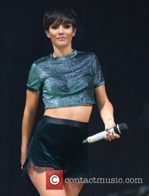 Frankie Sandford and The Saturdays