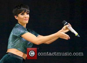 Frankie Sandford and The Saturdays - Radio City Live 2014 at Liverpool Echo Arena at Liverpool Echo Arena - Liverpool,...