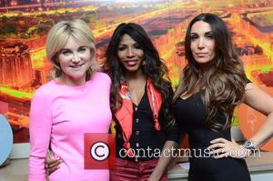 Anthea Turner, Sinitta and Antonia Mariconda