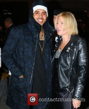 Chris Brown and Karen Bystedt