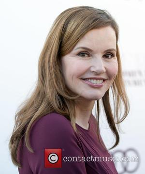 Geena Davis - The Hollywood Reporter's 23rd annual Women in Entertainment breakfast at Milk Studios -  Arrivals at Milk...