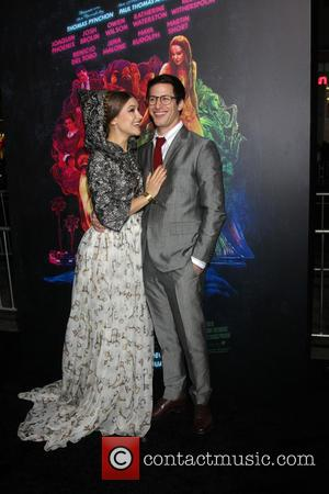Joanna Newsom and Andy Samberg