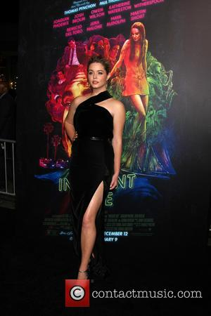 Sasha Pieterse - Inherent Vice LA Premiere at TCL Chinese Theater - Los Angeles, California, United States - Wednesday 10th...