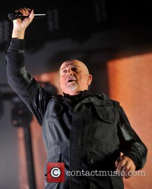 Peter Gabriel Backs Mental Health Campaign