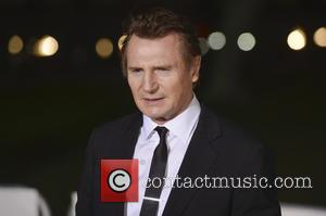 Liam Neeson - Night of Heroes: The Sun Military Awards at the National Maritime Museum - Arrivals - London, United...