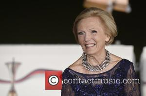Mary Berry - Night of Heroes: The Sun Military Awards at the National Maritime Museum - Arrivals - London, United...