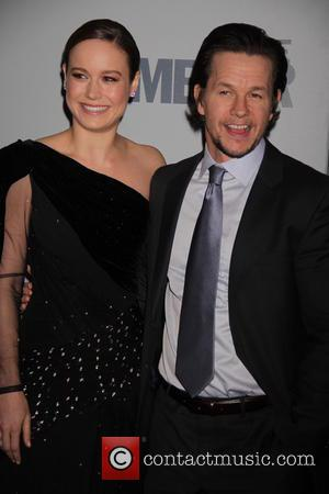 Brie Larson and Mark Wahlberg