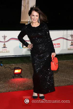 Arlene Phillips - The Sun Military Awards (Millies) 2014 - Arrivals - London - Wednesday 10th December 2014