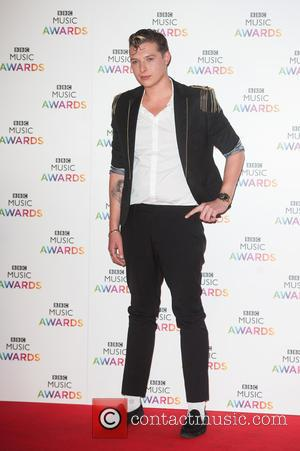 John Newman - BBC Music Awards held at the Earls Court Exhibition Centre. - London, United Kingdom - Thursday 11th...