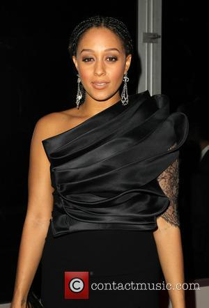 Tia Mowry-Hardrict - Shots from the red carpet as a variety of stars arrived for pop star Rihanna's inaugural Annual...