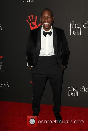 Tyrese Gibson - Shots from the red carpet as a variety of stars arrived for pop star Rihanna's inaugural Annual...