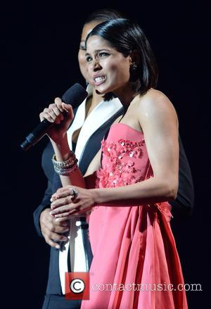 Freida Pinto - Photographs of the action at The Nobel Peace Prize concert which was held at the Spektrum in...