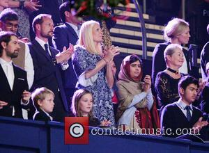 Crown Prince Haakon, Malala Yousafzai, Crown Princess and Peace