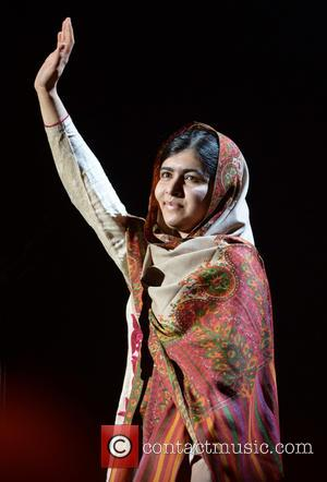 Malala Yousafzai - Photographs of the action at The Nobel Peace Prize concert which was held at the Spektrum in...