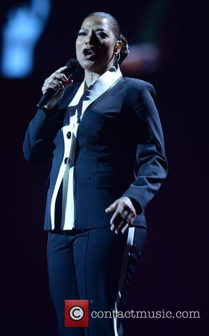 Queen Latifah - Photographs of the action at The Nobel Peace Prize concert which was held at the Spektrum in...