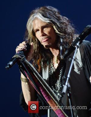 Steven Tyler - Photographs of the action at The Nobel Peace Prize concert which was held at the Spektrum in...