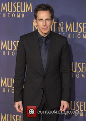 Ben Stiller - New York Premiere of 'Night at the Museum: Secret of the Tomb' at The Ziegfeld Theater -...