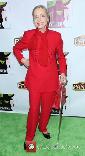 Anne Jeffreys - Shots from the Opening night of 'Wicked' as stars arrived at the even which was held at...