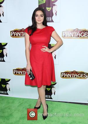 Ariel Winter - Shots from the Opening night of 'Wicked' as stars arrived at the even which was held at...