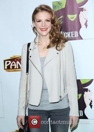 Ashley Bell - Shots from the Opening night of 'Wicked' as stars arrived at the even which was held at...